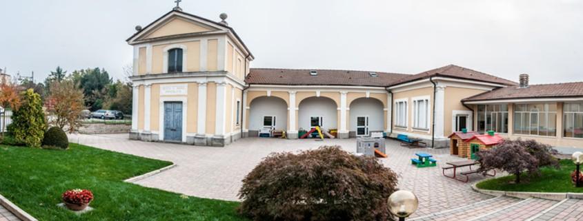 scuola infanzia A. Ratti Rogeno