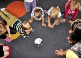 scuola infanzia psicomotricita