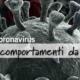 Coronavirus Comportamenti da seguire